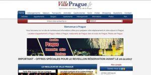 Ville Prague : Informations touristiques sur la ville de Prague