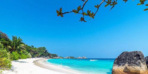 Je voulais voyager en Thailande, c'est chose faite
