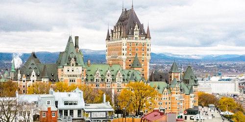 Visiter le Québec, une destination de rêve