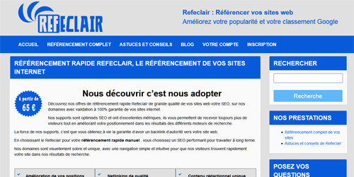 Agence Web spécialiste du SEO qualitatif