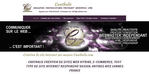 Louez votre site d'institut de beauté ou d'annonce....