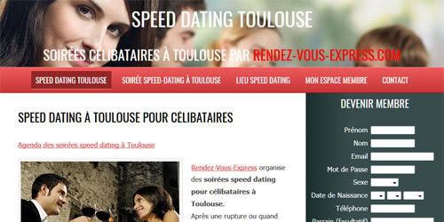 Sortie entre célibataires de Toulouse pour trouver l'amour